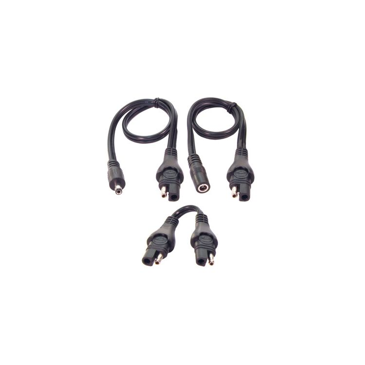 TecMate SAE To 2.5 DC Adapter Cable Set