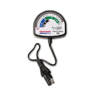 TecMate State Of Charge Battery Tester 1019066