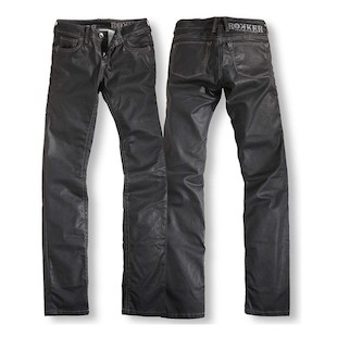 Rokker Diva Black Women's Jeans (Color: Black / Size: 30X34) 1019324