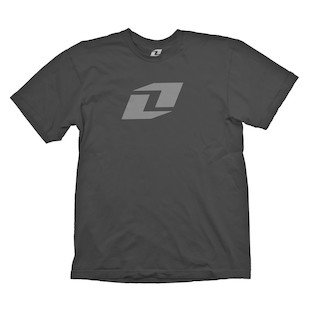 One Industries Icon T-Shirt (Color: Charcoal / Size: 2XL) 1021342