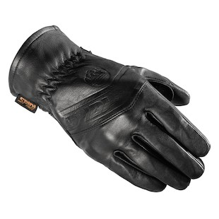 Spidi King Gloves (Color: Black / Size: SM) 1021469