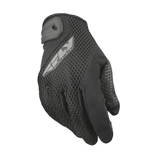 Fly Coolpro II Women's Gloves (Color: Black / Size: XL) 1023596