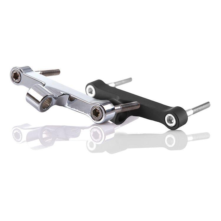 British Customs Clutch Cable Bracket Triumph Bonneville / Thruxton / Scrambler / America / Speedmaster