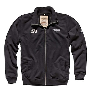 Triumph McQueen ISDT 64 Jacket - (Sz XS and SM Only) (Color: Black / Size: XS) 1022764