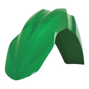 Acerbis Front Fender Green 2449500006