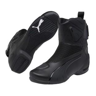 Puma 450 Boots (Color: Black/Black / Size: 41) 1029220