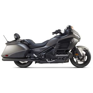 Two Brothers Comp Slip On Exhaust Honda Gold Wing / F6B