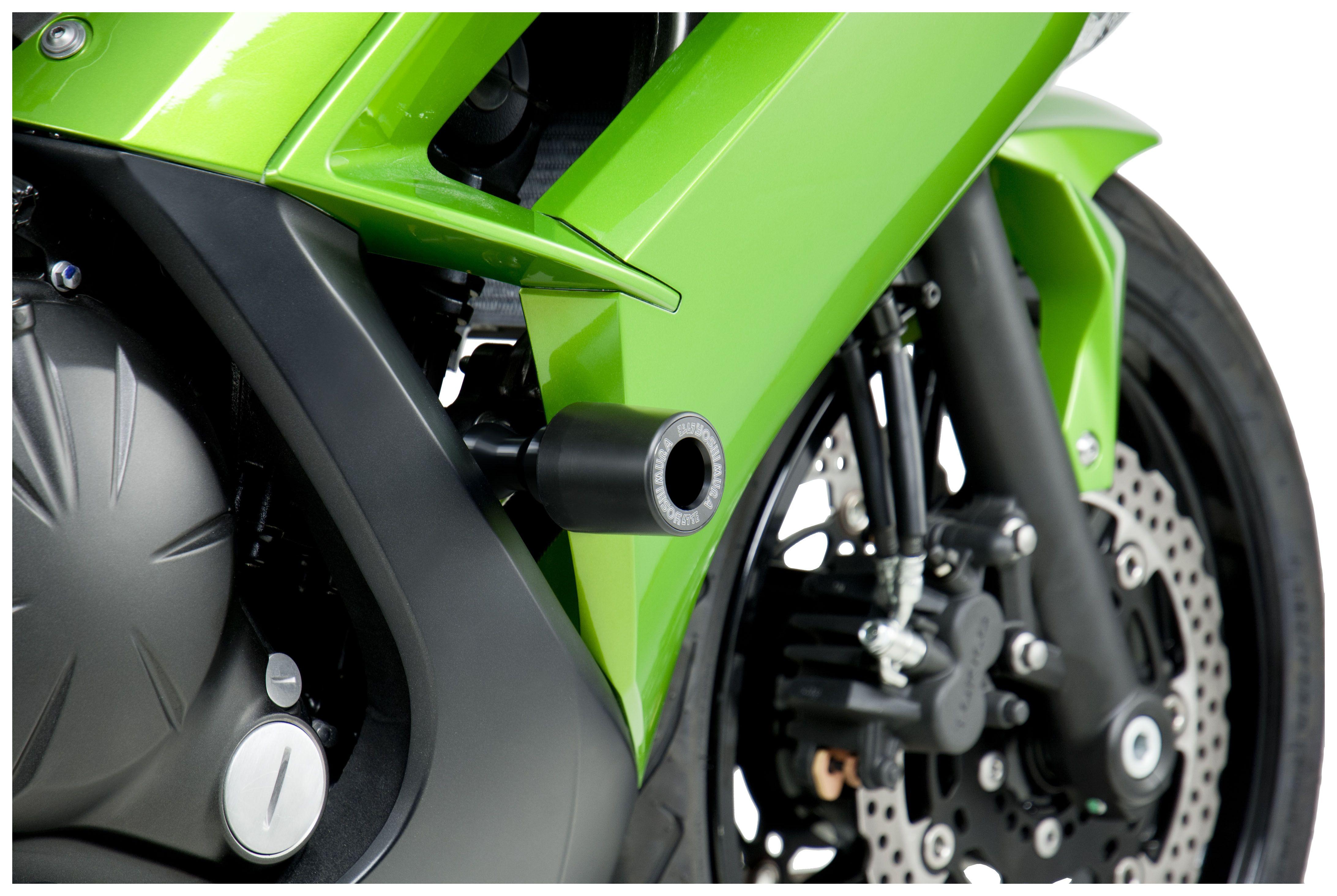 Yoshimura Frame Sliders Kawasaki Ninja 650 2012-2016 - Cycle Gear