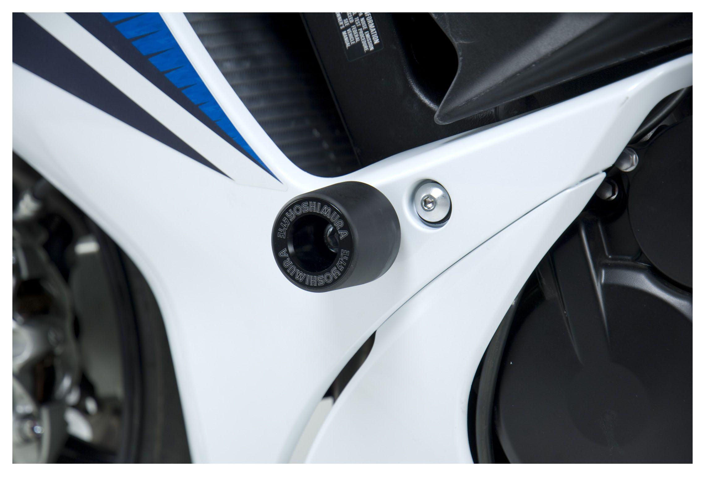Yoshimura Frame Sliders Suzuki GSXR 600 / GSXR 750 2011-2018 - Cycle ...