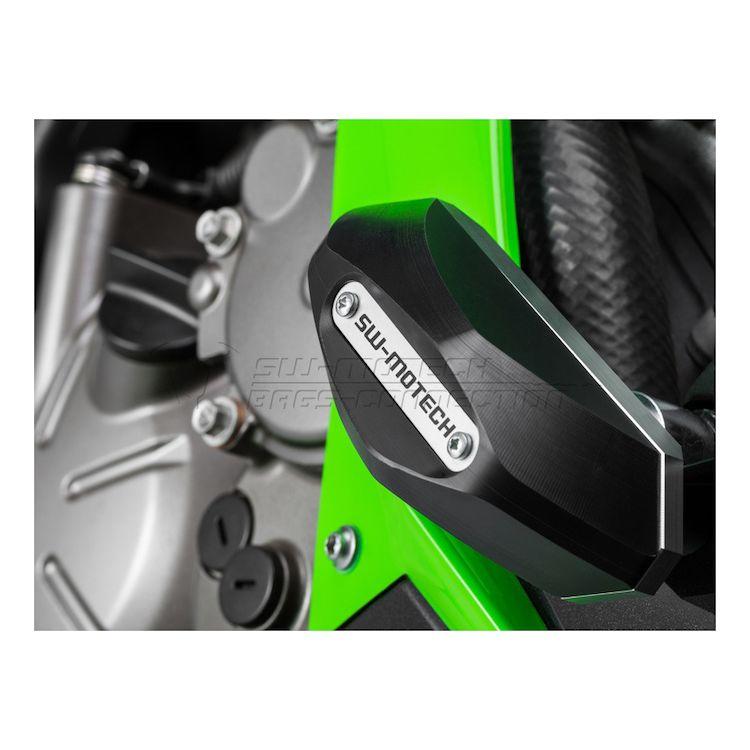 SW-MOTECH Frame Sliders Kawasaki ZX6R / ZX636 2013-2018