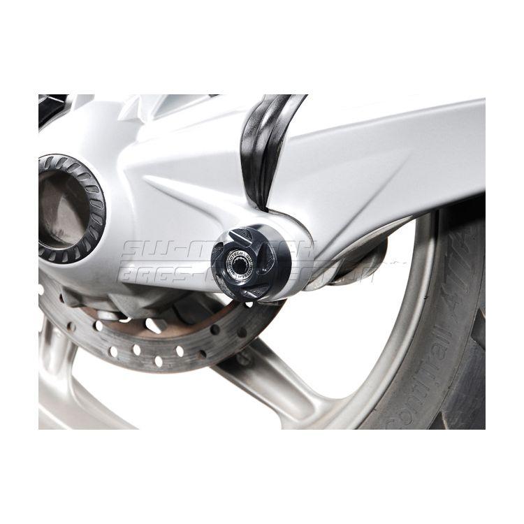 SW-MOTECH Rear Axle Sliders BMW R1200 / R1250 / R nineT