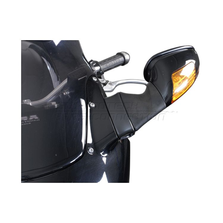 SW-MOTECH Mirror Wideners Honda CBR1100XX Blackbird 1996-2007