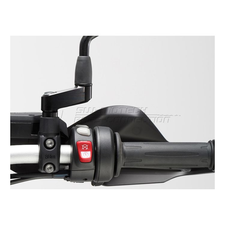 SW-MOTECH Mirror Wideners BMW S1000R / R nineT / R1200 / R1250 2014-2021