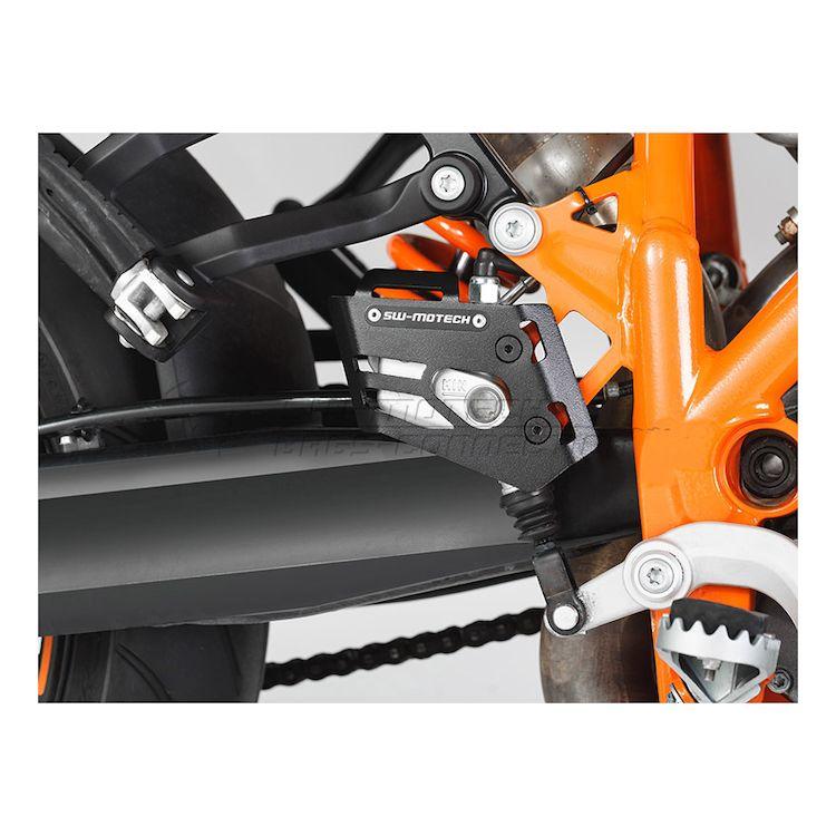 SW-MOTECH Rear Brake Master Cylinder Guard KTM 990 Adventure / Supermoto R