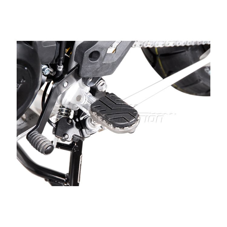 SW-MOTECH On-Road / Off-Road Footpegs Triumph Tiger 800 / Explorer 1200