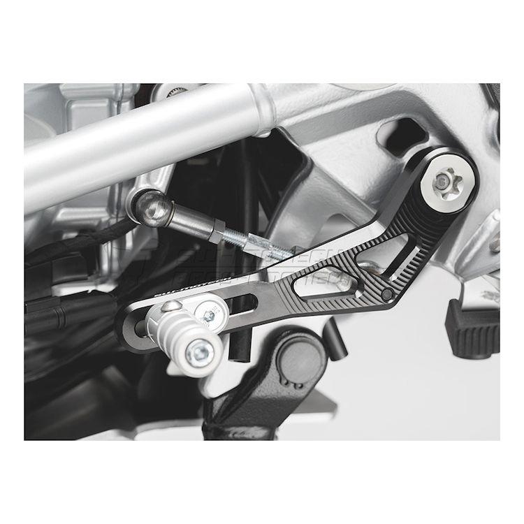 SW-MOTECH Adjustable Folding Gear Shift Lever BMW R1200GS / R1250GS / Adventure 2013-2021