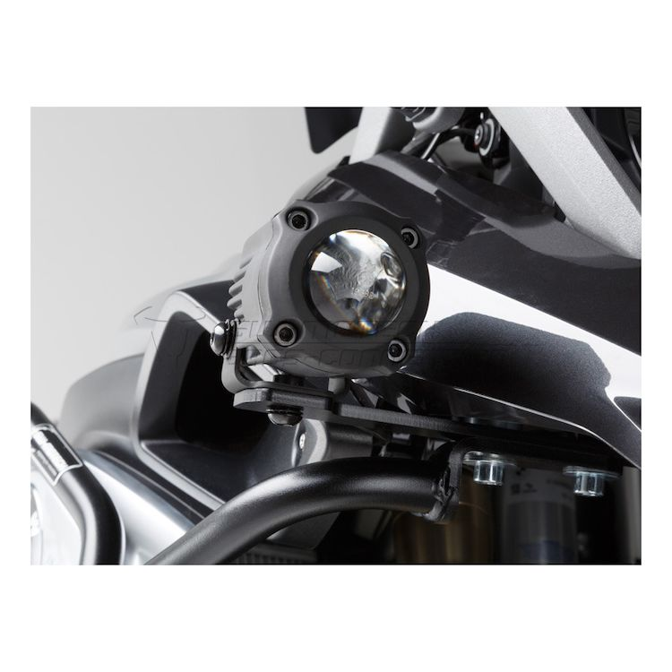 SW-MOTECH Auxiliary Light Mount BMW R1200GS / R1250GS