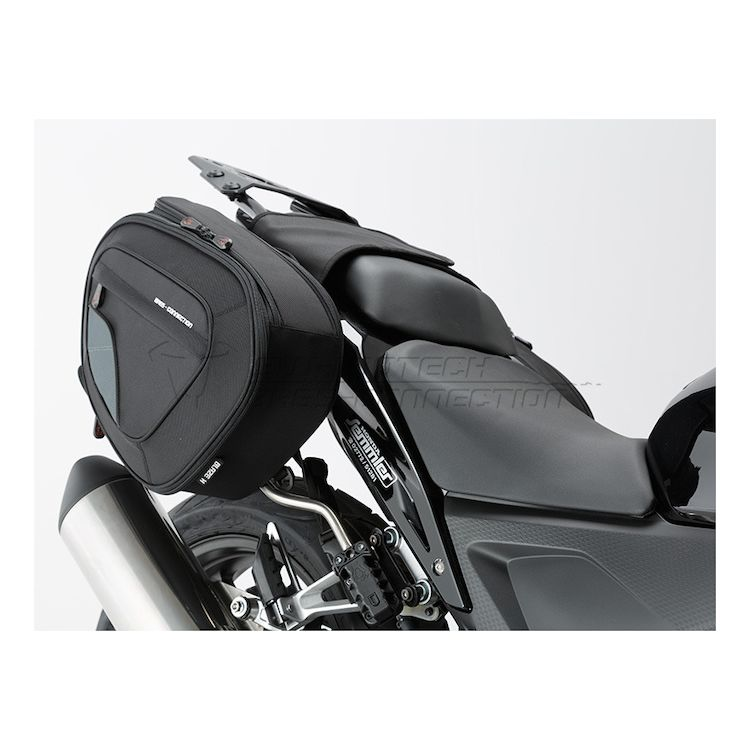 SW-MOTECH Blaze Saddlebag System Honda CBR600RR / CBR500R / CBR500F / CB650F / CBR650F