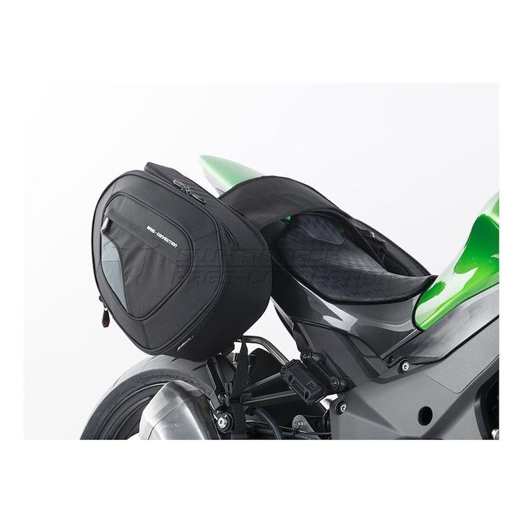 SW-MOTECH Blaze Saddlebag System Kawasaki Z1000 2014-2015