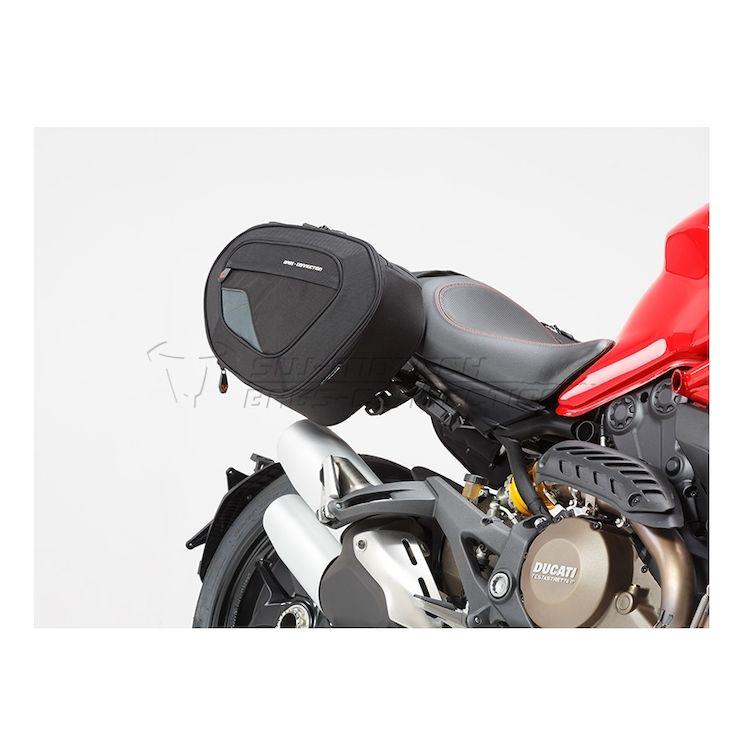SW-MOTECH Blaze Saddlebag System Ducati Monster 1200 / 821 2014-2017