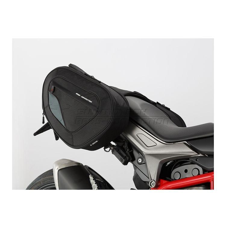 SW-MOTECH Blaze Saddlebag System Ducati Hypermotard / Hyperstrada 2013-2018