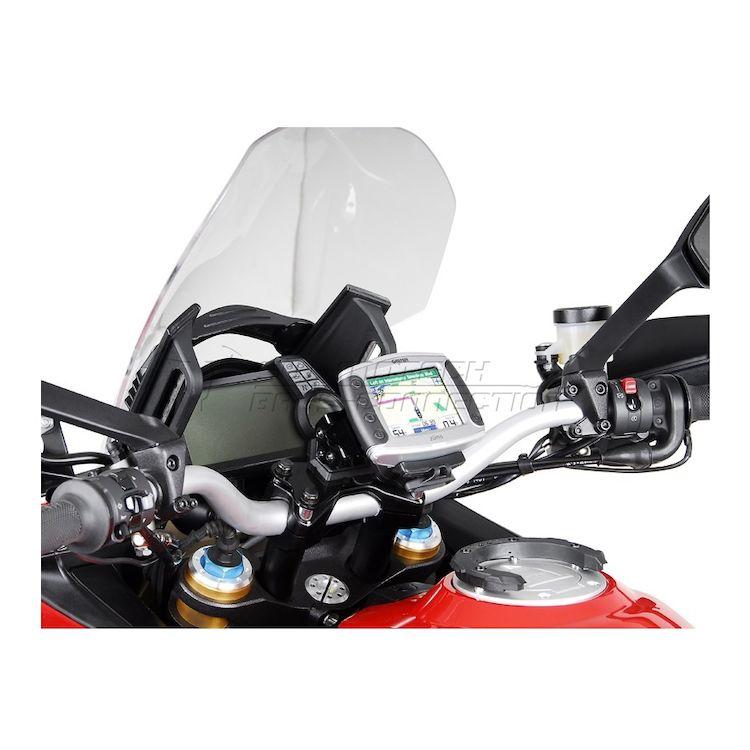 SW-MOTECH Quick Release GPS Mount Ducati Multistrada 1200/S 2010-2014