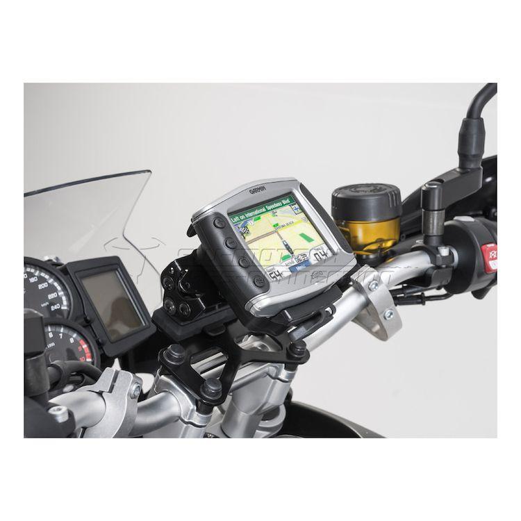 SW-MOTECH Quick Release GPS Mount BMW F650GS / F700GS / F800GS / Adventure