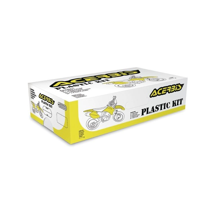 Acerbis Standard Plastic Kit Kawasaki KX125 2003-2005 / KX250 2003-2007