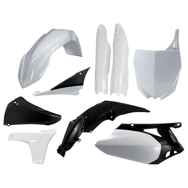 Acerbis 2198022882 Full Plastic Kit Original Blue 11