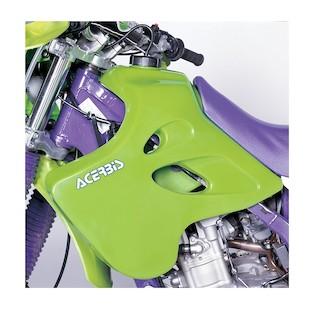 Acerbis Fuel Tank Kawasaki KLX250 1993-1996 / KLX300 1997-2008 (Color: Green / Size: 3.7 Gallons) 1036056