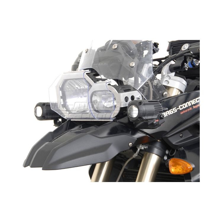 SW-MOTECH Hawk Light Mount BMW F800GS / F650GS 2008-2012