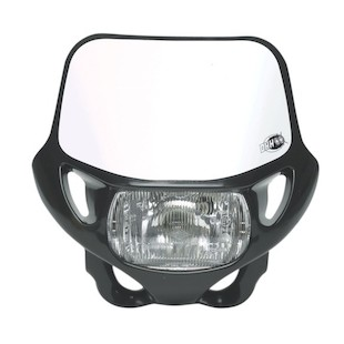 Acerbis DHH Certified Headlight (Color: Black) 738262
