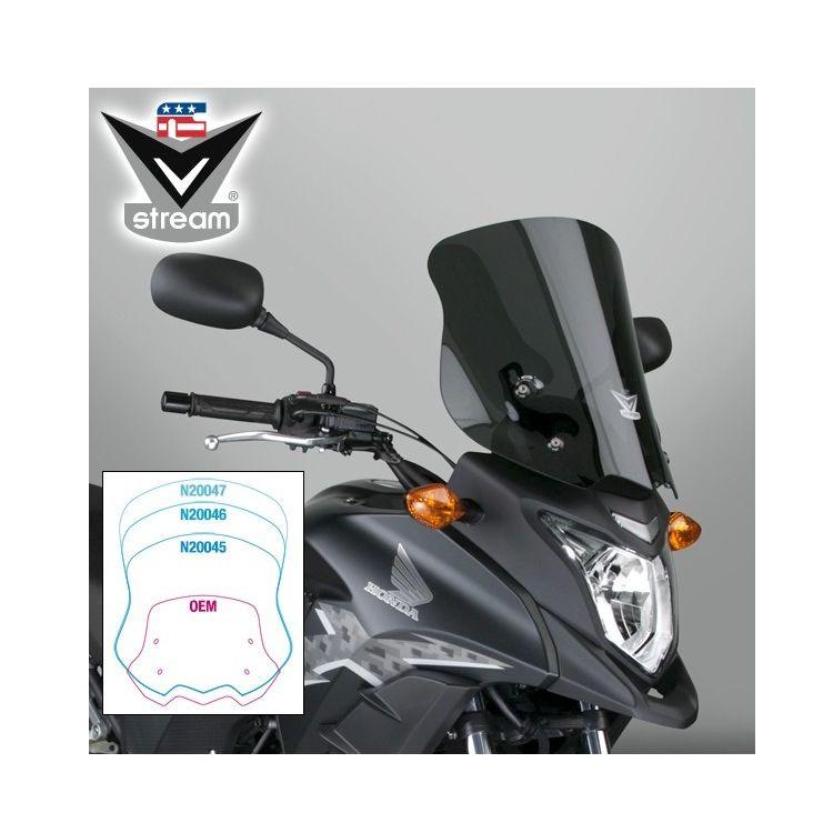 National Cycle VStream Sport Windscreen Honda CB500X 2013-2015