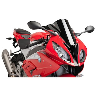 Puig Racing Windscreen BMW S1000RR 2015-2016 (Color: Red) 1038229