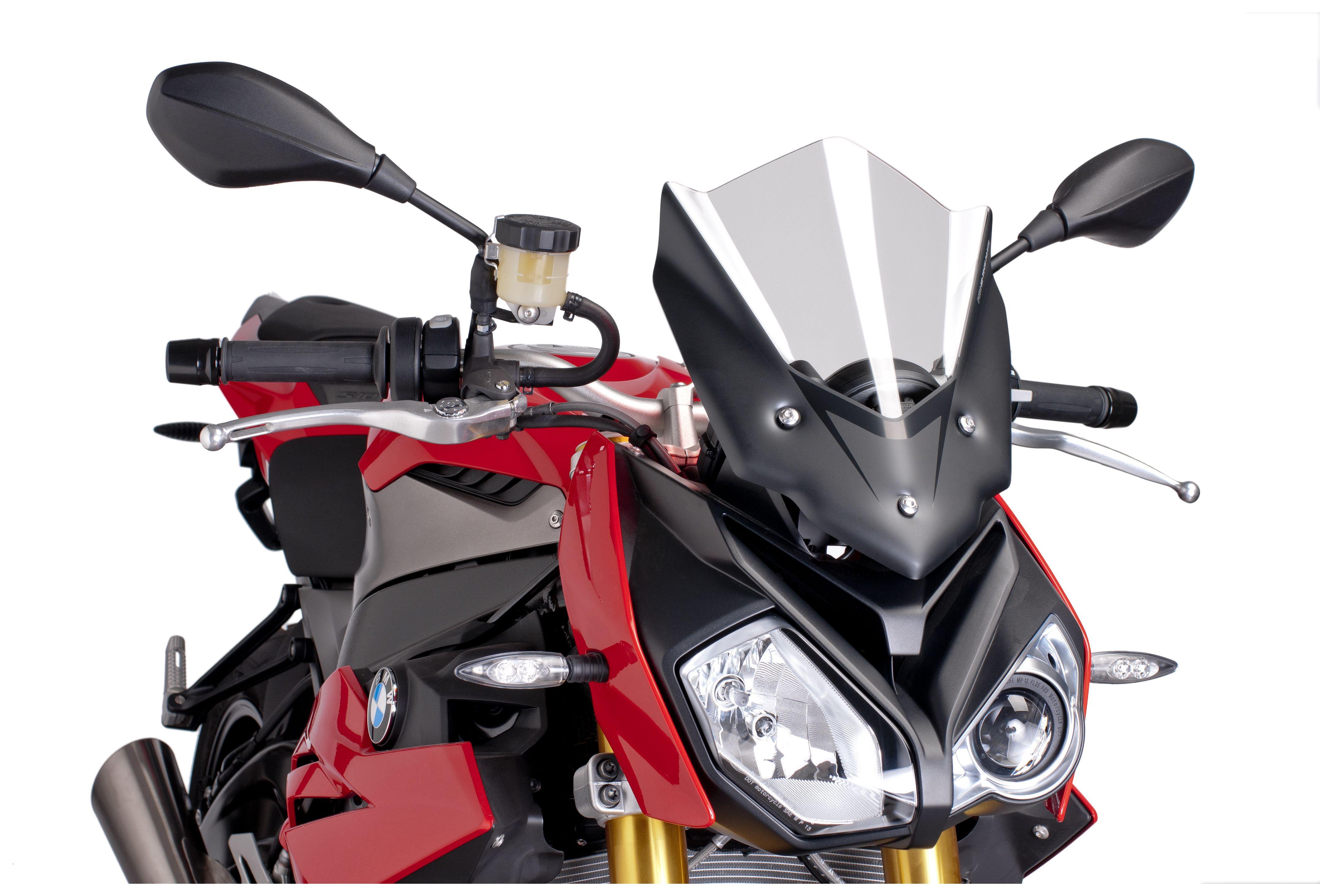 Cupula Parabrisas Puig Suzuki GSX-S1000 2015- Naked New
