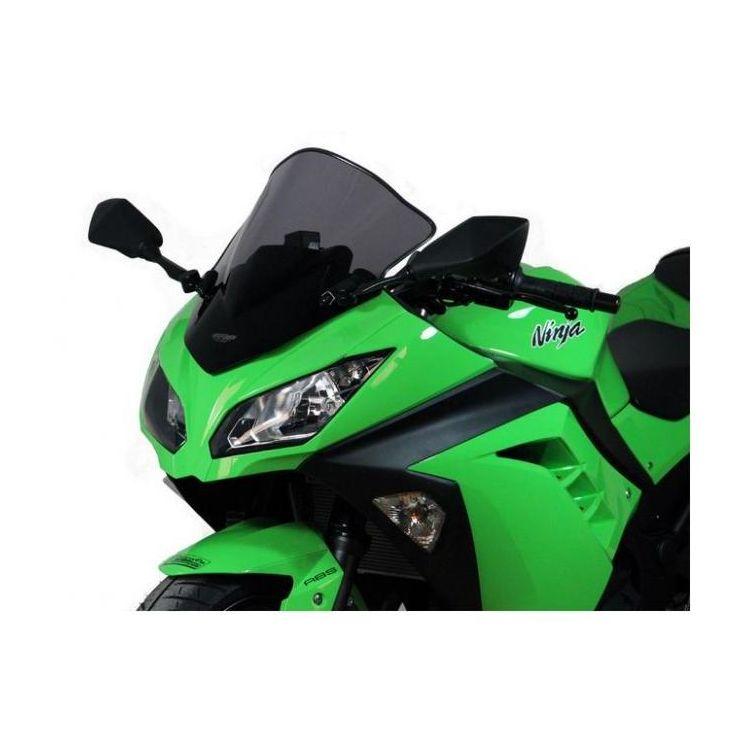 MRA Double-Bubble RacingScreen Windshield Kawasaki Ninja 300R 2013-2017