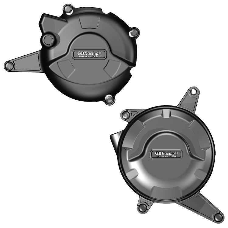 GB Racing Engine Cover Set Ducati 899 Panigale 2014-2015