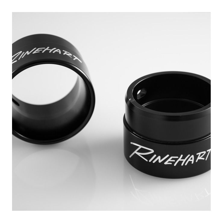 Rinehart Exhaust 2 1 2 Quot Standard End Caps Cycle Gear