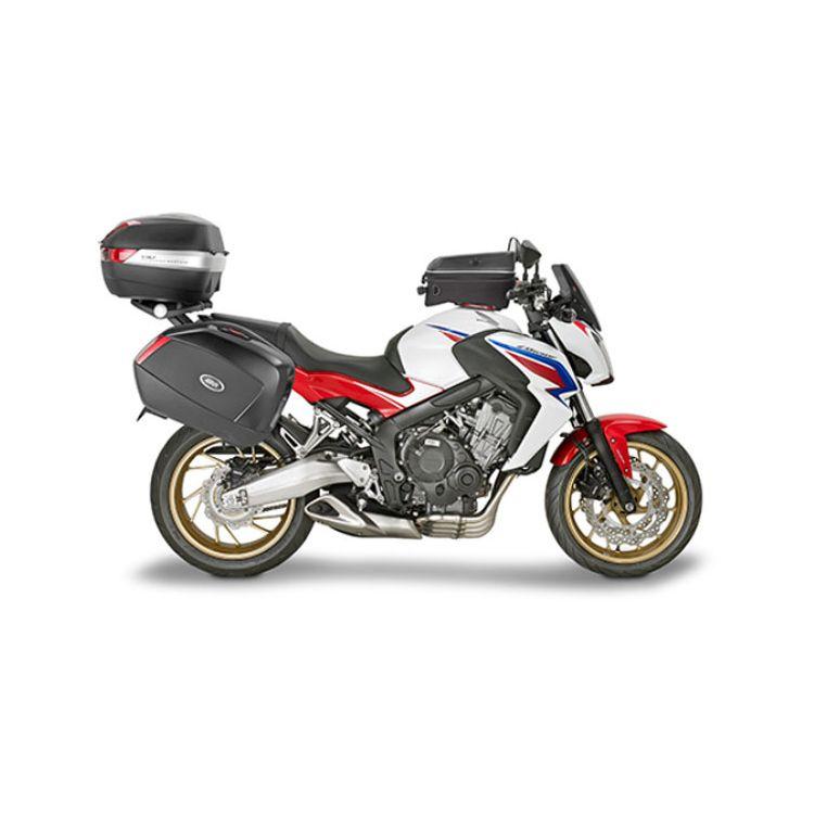 Givi 1137FZ Top Case Support Brackets Honda CB650F / CBR650F 2014-2018