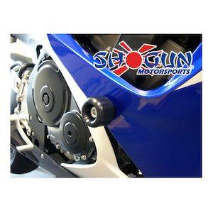 Suzuki GSX-R Models 2006-2009 No Cut Frame Slider Fairing Protector Kit