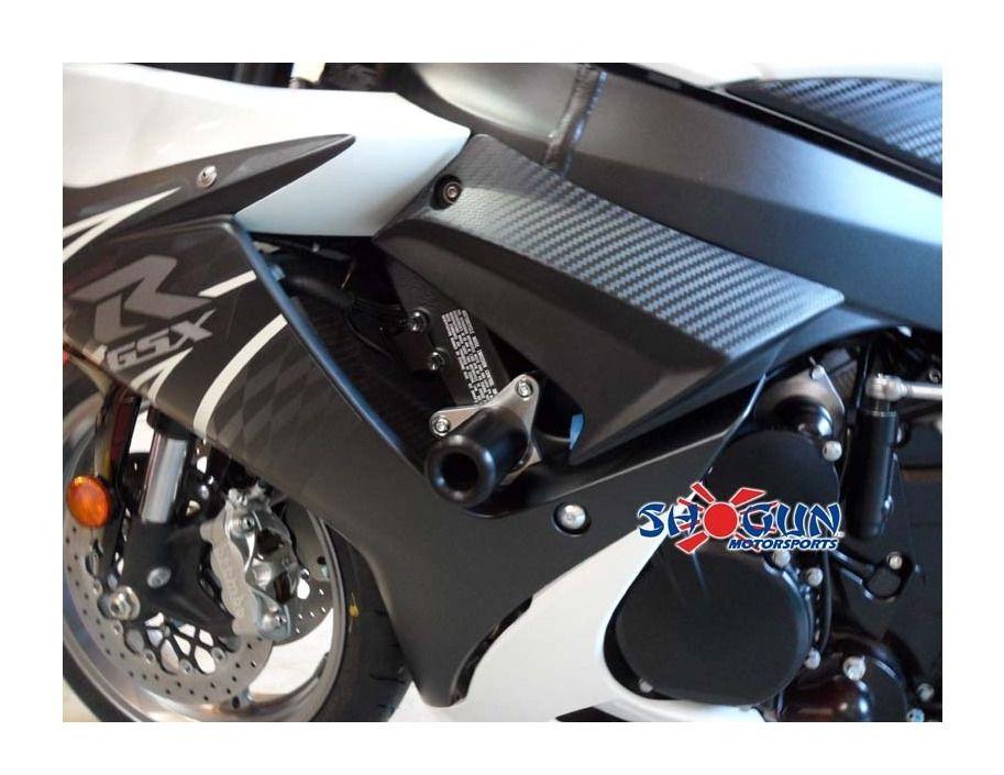 Shogun Frame Sliders Suzuki GSXR600 / GSXR750 2011-2019