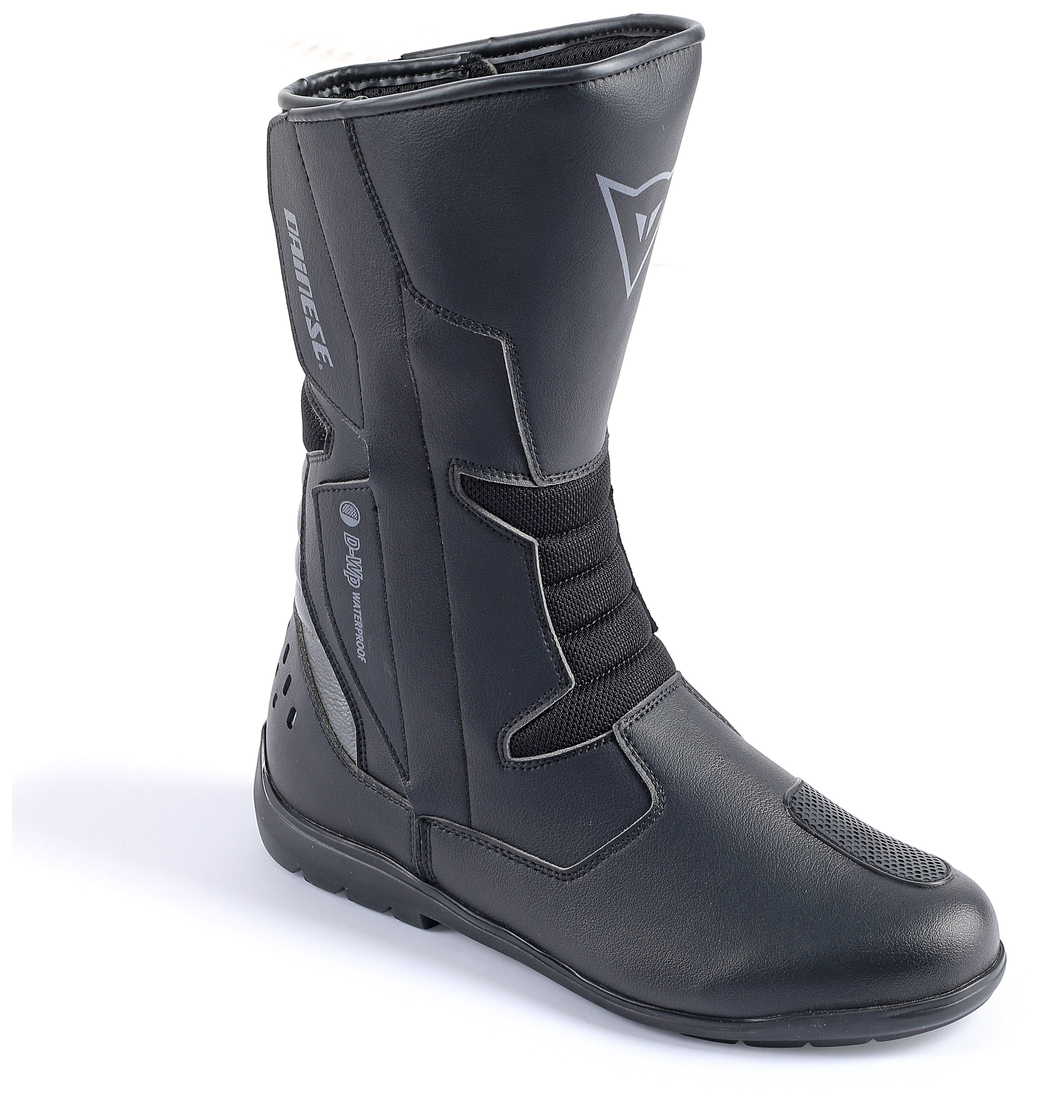 dainese street biker d wp shoes cycle gear. Black Bedroom Furniture Sets. Home Design Ideas