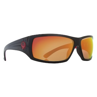 Dragon Cinch Sunglasses (Frame: Jet Red / Lens: Red Ion Performance Polarized) 1047048