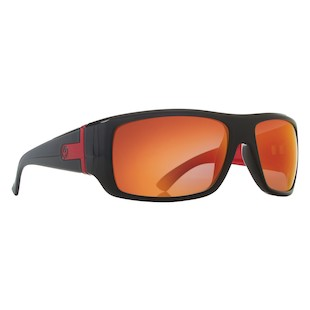 Dragon Vantage Sunglasses (Frame: Jet Red / Lens: Red Ion Performance Polarized) 1047091