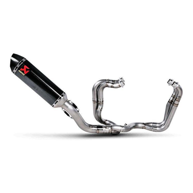 Akrapovic Evolution Exhaust System Aprilia RSV4 / Tuono V4 2009-2014