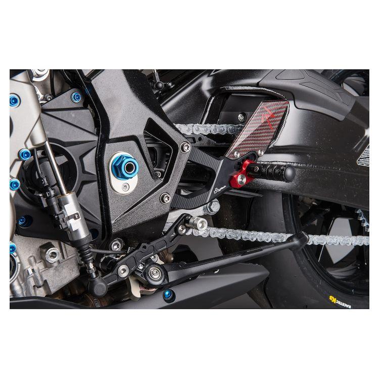 LighTech R Series Rearsets BMW S1000RR 2015-2018