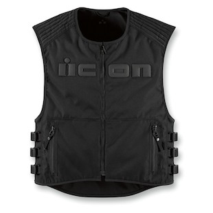 Icon Brigand Vest (Color: Stealth Black / Size: LG-XL) 824162