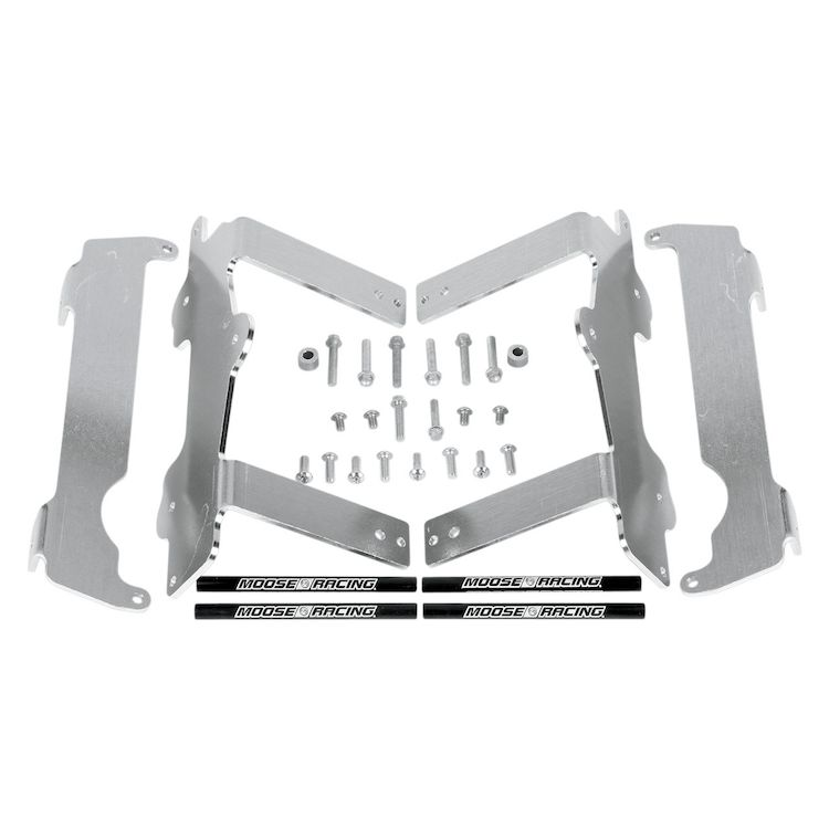 Moose Racing Radiator Braces Yamaha YZ250F / WR250F 2001-2006