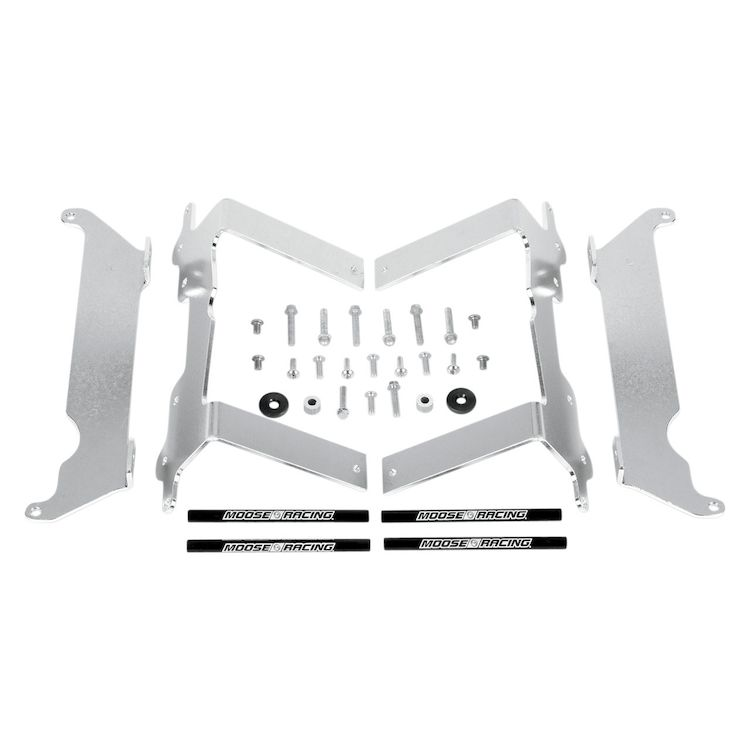 Moose Racing Radiator Braces Yamaha YZ450F 2003-2005 / WR450F 2005-2006