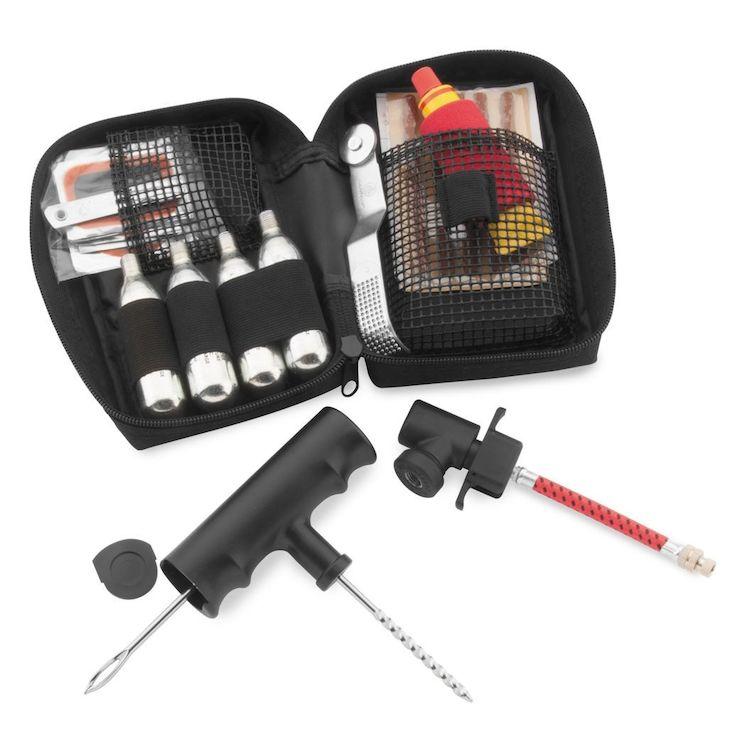 BikeMaster Tire And Tube Flat Repair Kit